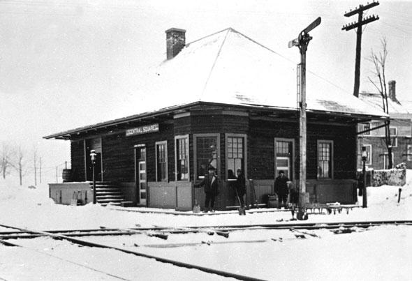 Central Square 1909