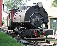 Steam switch loco