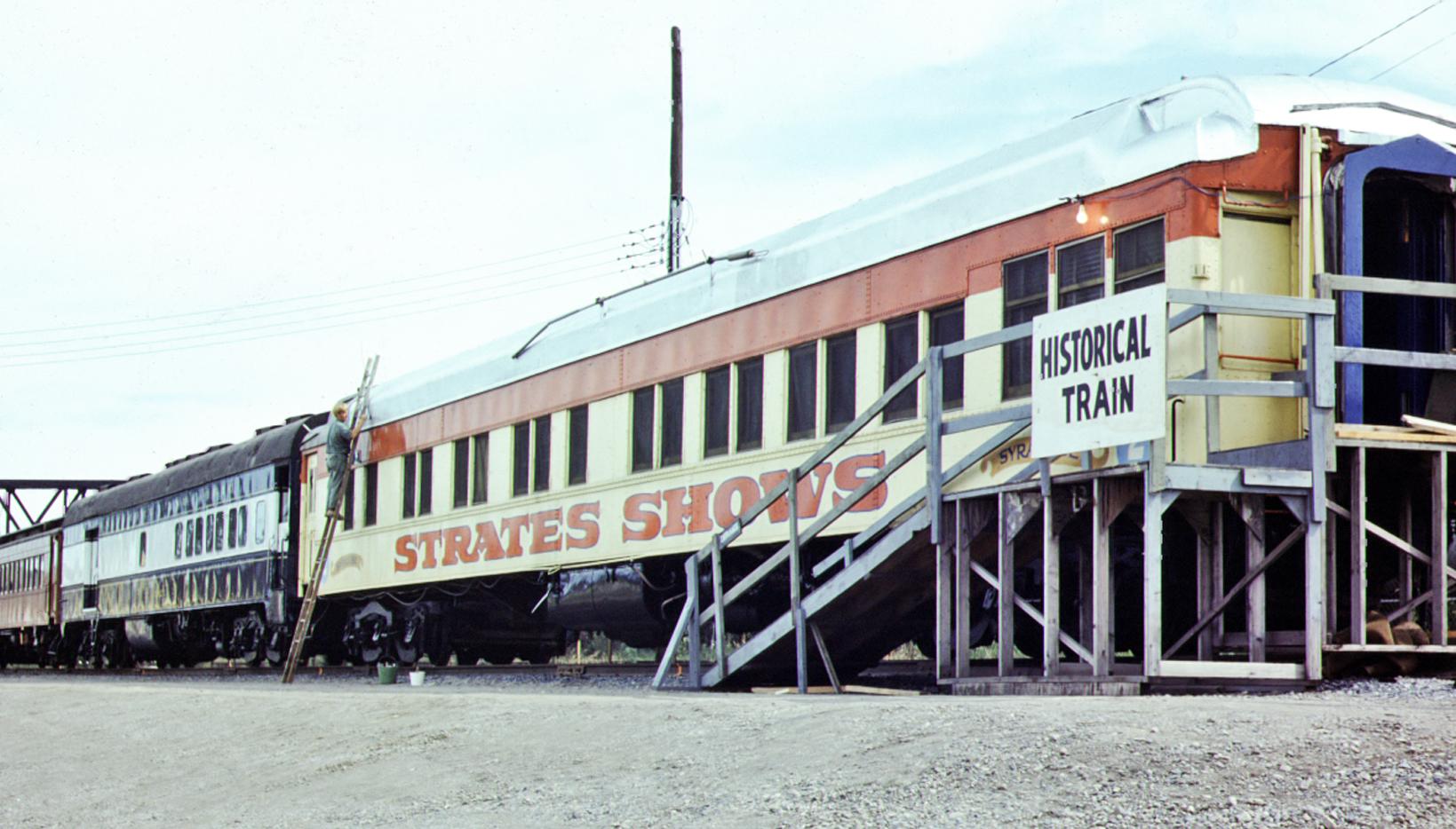 CNY NRHS Archive: FAIR-S08 -- Fairgrounds, 1973