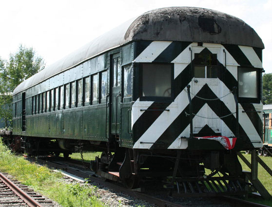 Brill gas-electric rail car