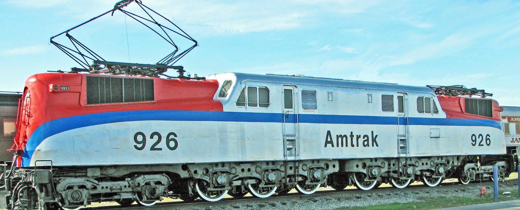 GG-1 electric locomotive