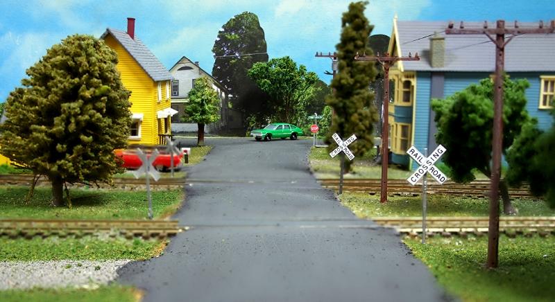 School Street in Croghan
